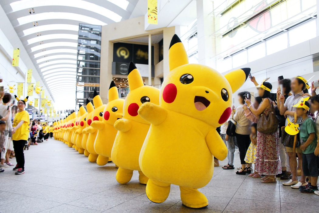 Pikachu 4