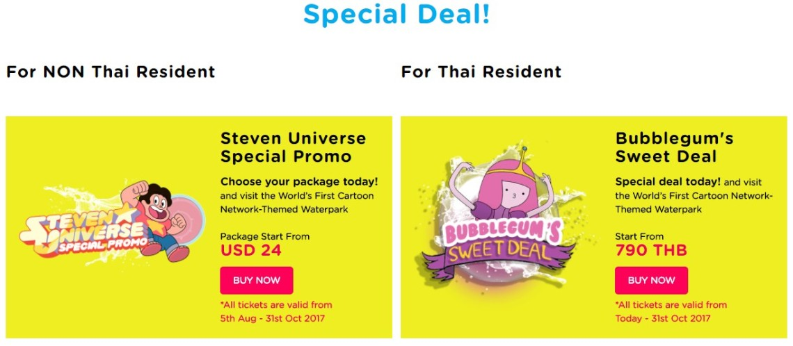 Cartoon Network Amazone Thailand , won TripAdvisor Travelers